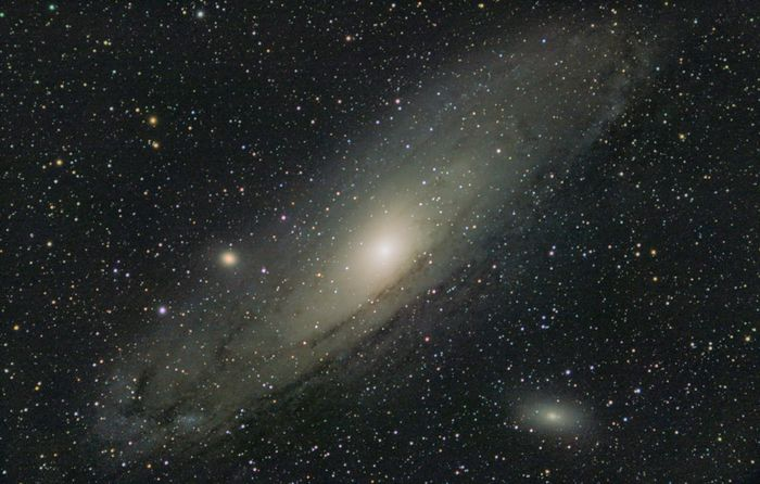 M31 - The great Andromeda Galaxy