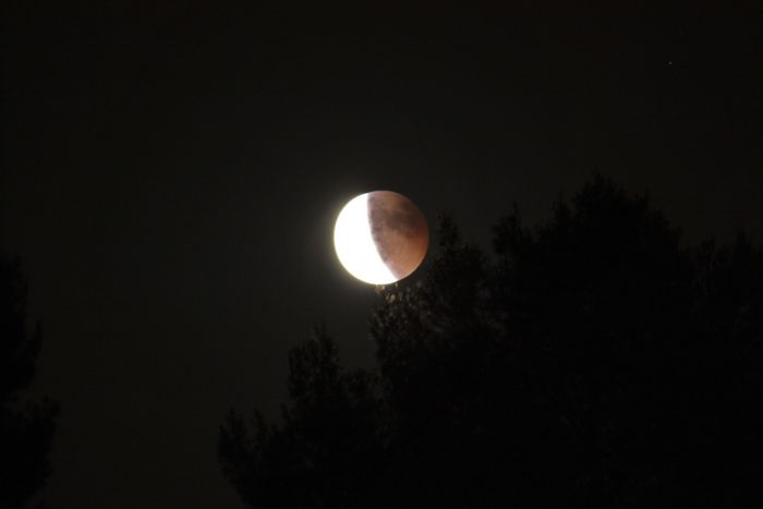 Eclipse lunar 15/06/2011